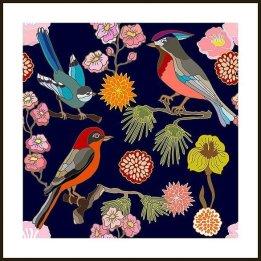 SK 05 Oriental Birds #5 80×80 WB S 523526962 copy