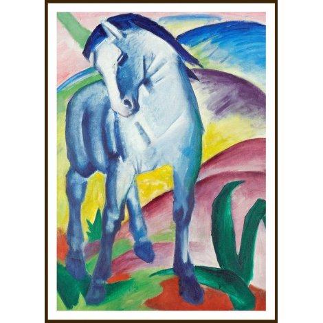 Blue Horse : FM100 : Franz Marc