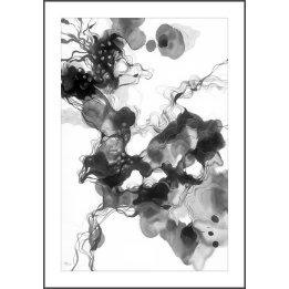 """The Black and White of Passion"" : JM3654 : John Martono"