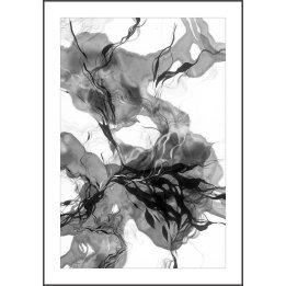 """The Black and White of Love"" : JM3659 : John Martono"