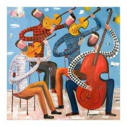 String Quartet : Kitti Narod : KN524