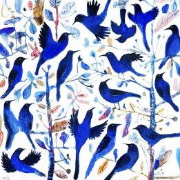 Bluebirds #2 : Kitti Narod : KN4614
