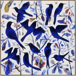 Bluebirds #1 : Kitti Narod : KN4610