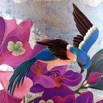 Paradise Bird by Cheryl Petersen